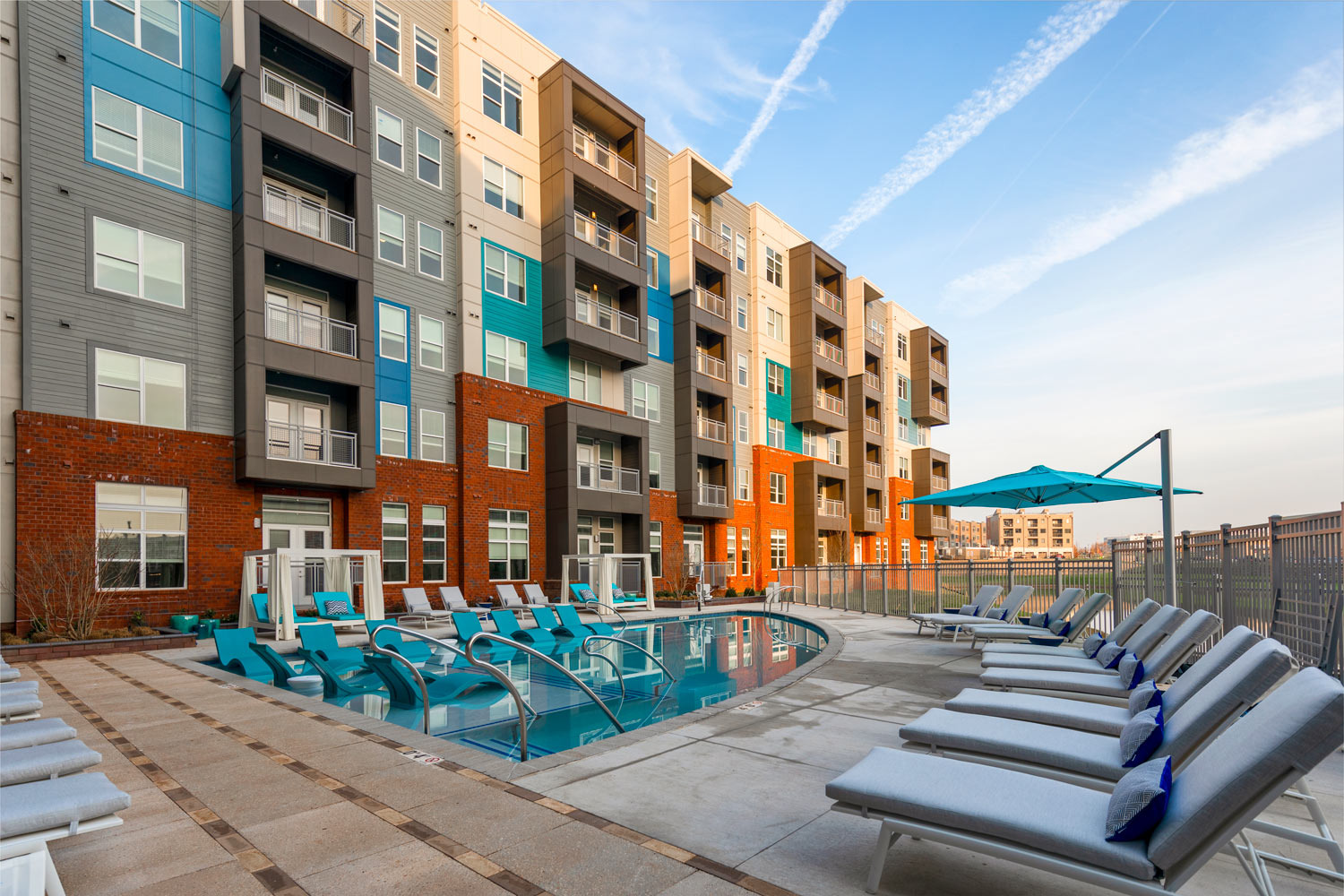 CBG builds The Smith, a Six-Story, 320-Unit Luxury Apartment Community with Amenities in King of Prussia, PA - Image #2