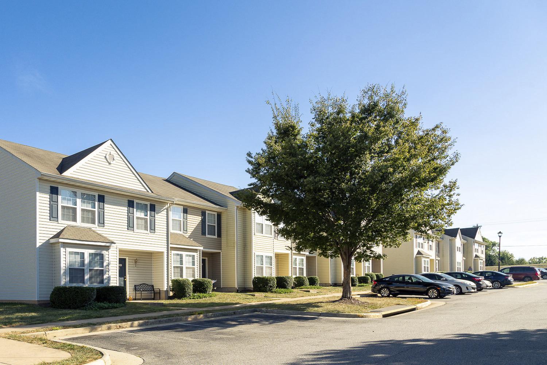 CBG builds Salem Fields, a 139 Townhome Apartments in Fredericksburg, VA - Image #2