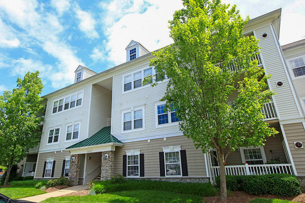 CBG builds The Park at Kingsview Village, a 326 Market-Rate Apartments in Germantown, MD - Image #2