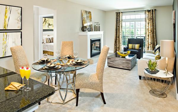 CBG builds Hidden Creek Apartment Homes, a 300-Unit Apartment Community Surrounding Precast Garage in Gaithersburg, MD - Image #7