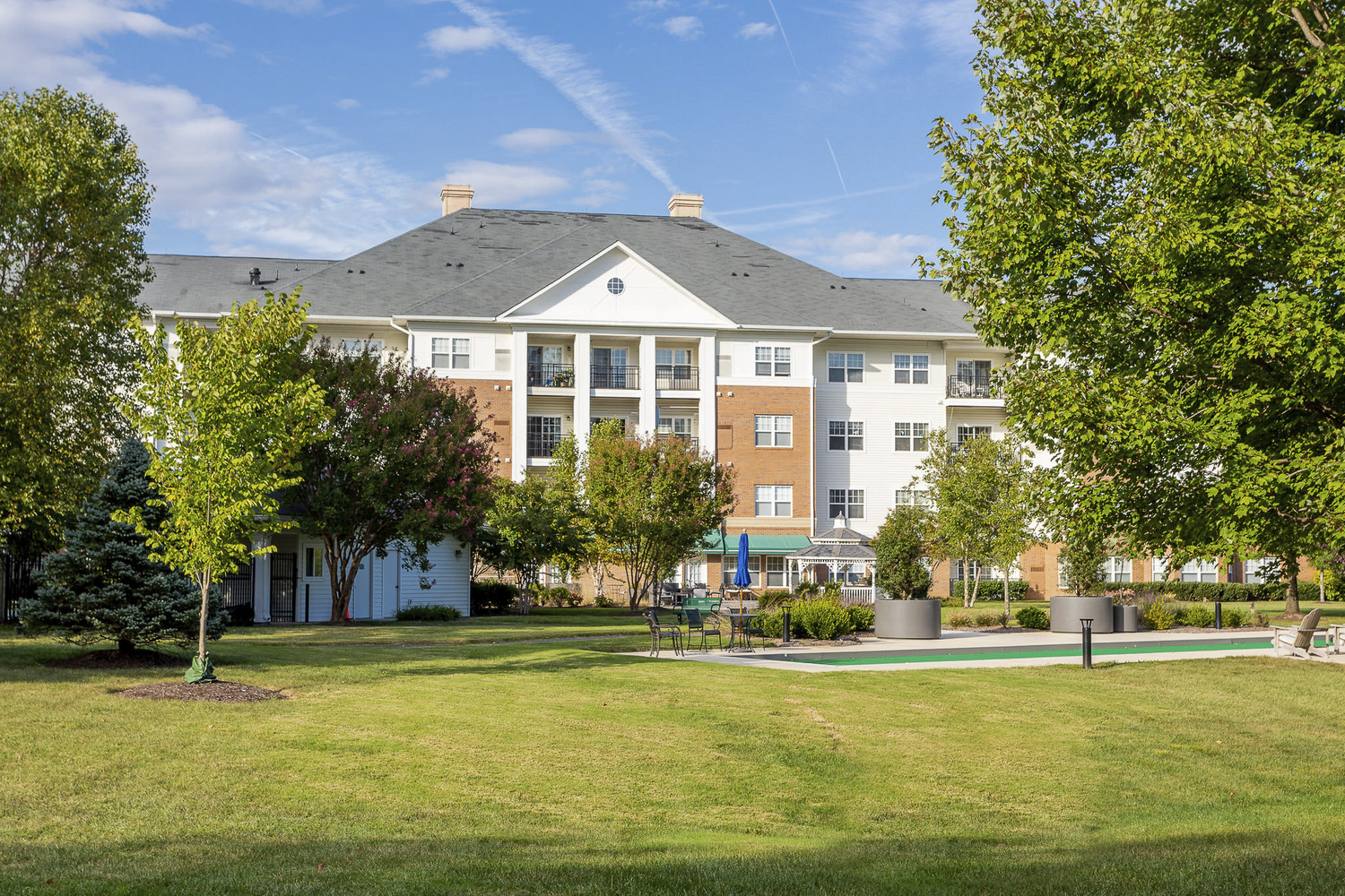 CBG builds The Evergreens at Smith Run, a 130-Unit Luxury Assisted Living Community in Fredericksburg, VA - Image #3