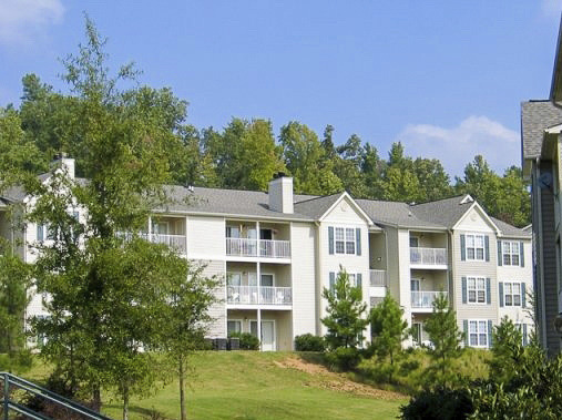 CBG builds Forest Oaks Phase II, a 120 Apartments with Two Detached Garage Buildings in Rock Hill, SC