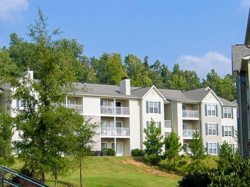 CBG builds Forest Oaks Phase II, a 120 Apartments with Two Detached Garage Buildings in Rock Hill, SC - Image #1