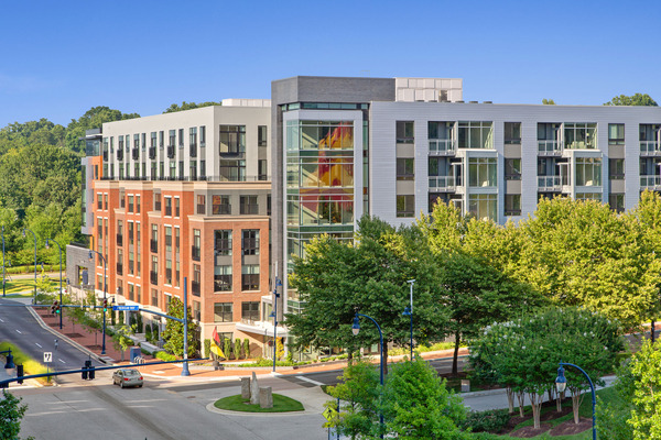 CBG builds The Haven at National Harbor, a LEED®-Certified Condominium Community with Amenities and Below-Grade Parking in National Harbor, MD - Image #5