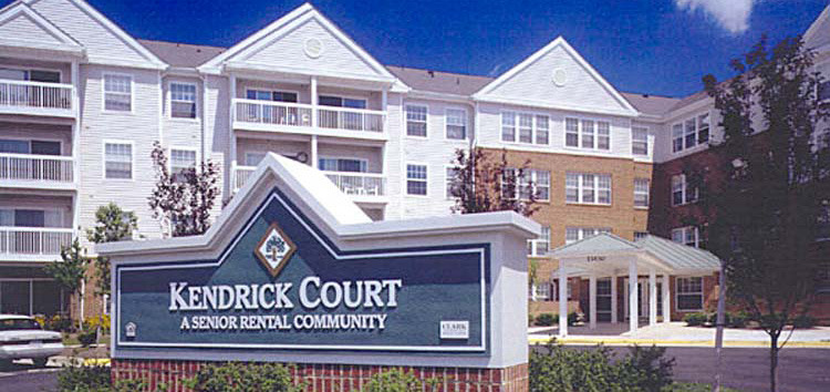 Clark Realty Management Assumes Management of Kendrick Court Press Release Image