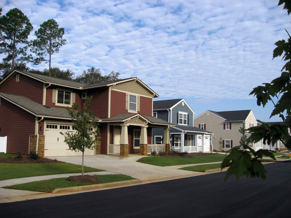 CBG builds MCLB Albany, a 110 Design-Build Duplex and Single-Family Homes in Albany, GA - Image #1