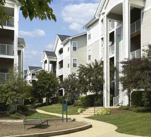 CBG builds The Fields at Merrifield, a 124 Tax-Credit Apartment Homes in Merrifield, VA - Image #1