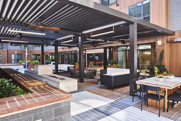 CBG builds Trellis House, a 319-Unit LEED® Platinum Mixed-Use Community with Amenities in Washington, DC - Image #2