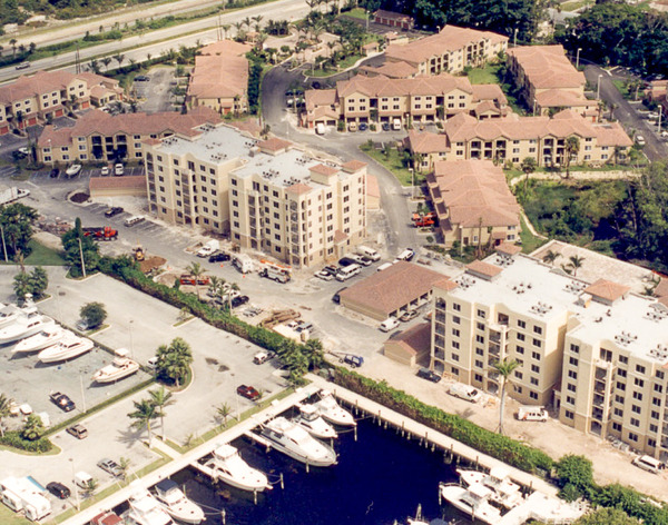 CBG builds Cove at Scotia Plantation, a 240 Class A Mid-Rise and Low-Rise Apartments in Hypoluxo, FL - Image #1