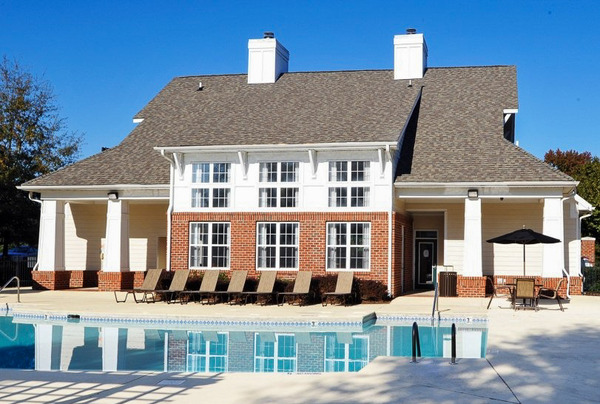 CBG builds Falls Creek Apartments Phase I, a 238-Unit Complex with 112 Apartments in Raleigh, NC - Image #2