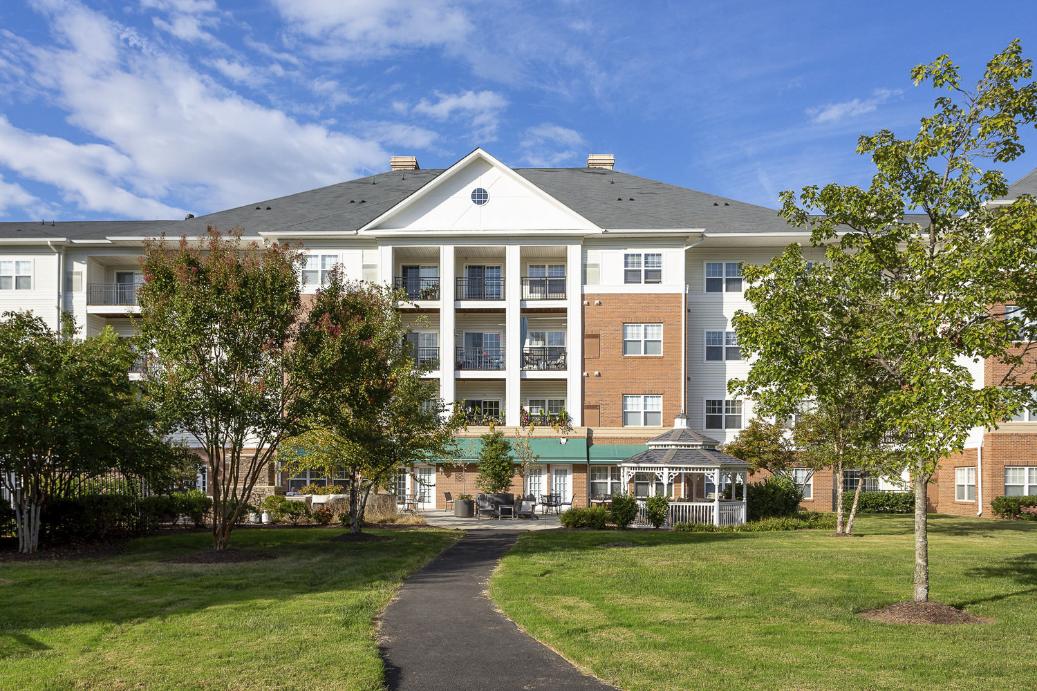 CBG builds The Evergreens at Smith Run, a 130-Unit Luxury Assisted Living Community in Fredericksburg, VA