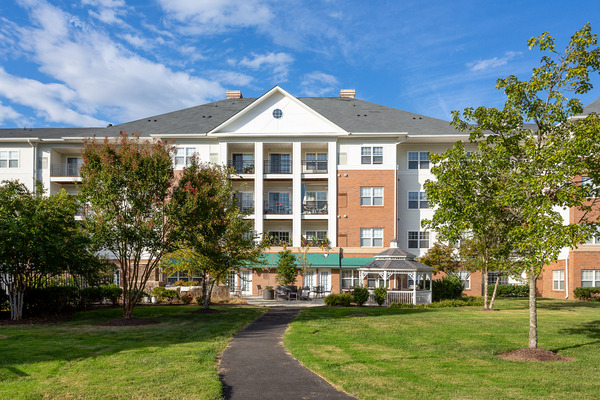 CBG builds The Evergreens at Smith Run, a 130-Unit Luxury Assisted Living Community in Fredericksburg, VA - Image #1