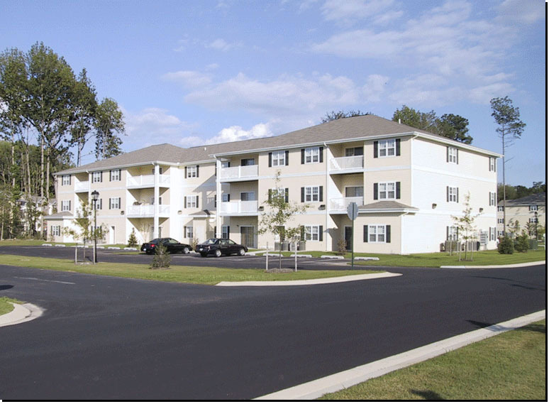 CBG builds Mill Pond Village Phase I, a 240 Market-Rate Apartments in Salisbury, MD - Image #4