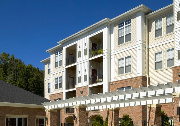 CBG builds Halstead Dulles, a 244 Market-Rate Apartments in Herndon, VA - Image #2