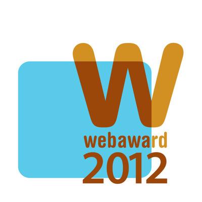 2012 WebAward