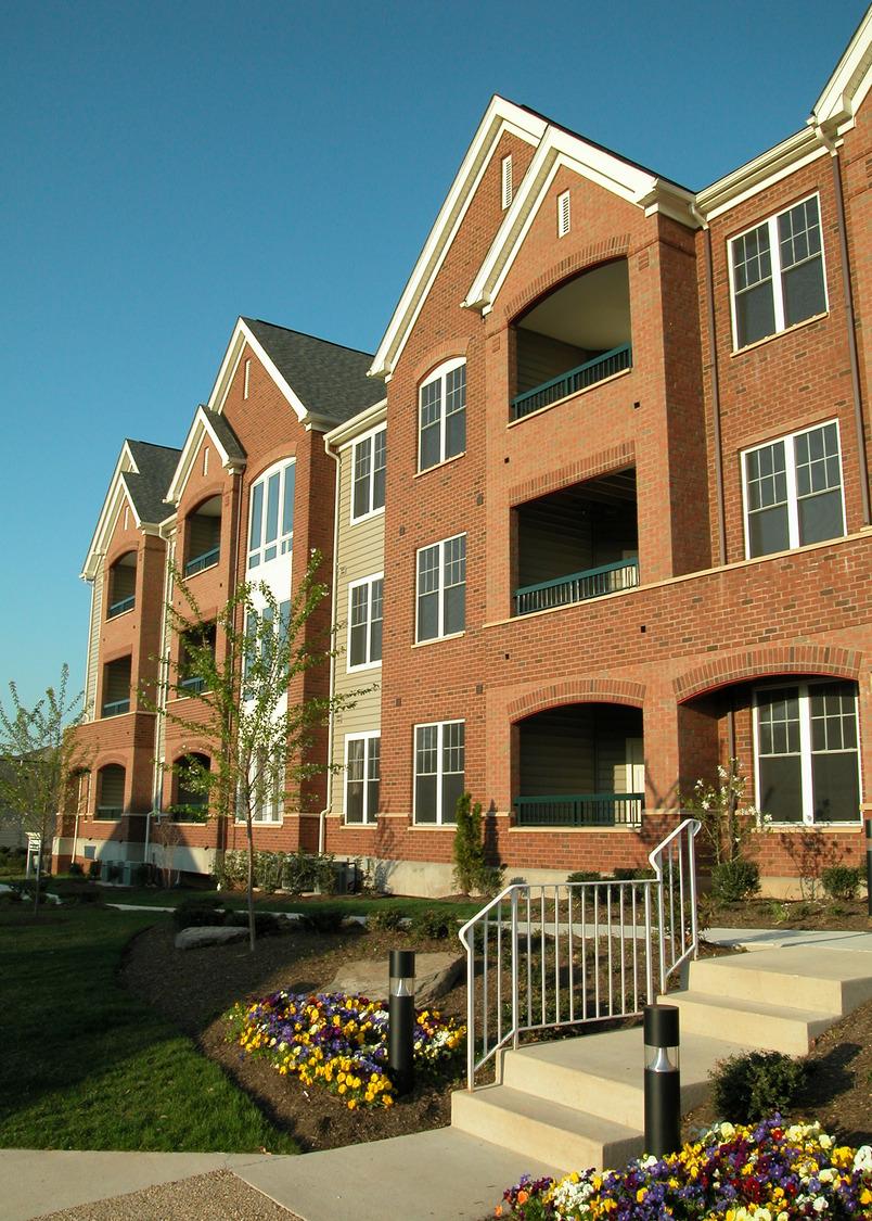 CBG builds Heritage Hunt, a 39-Unit Condominium over Structured Parking in Gainesville, VA - Image #4