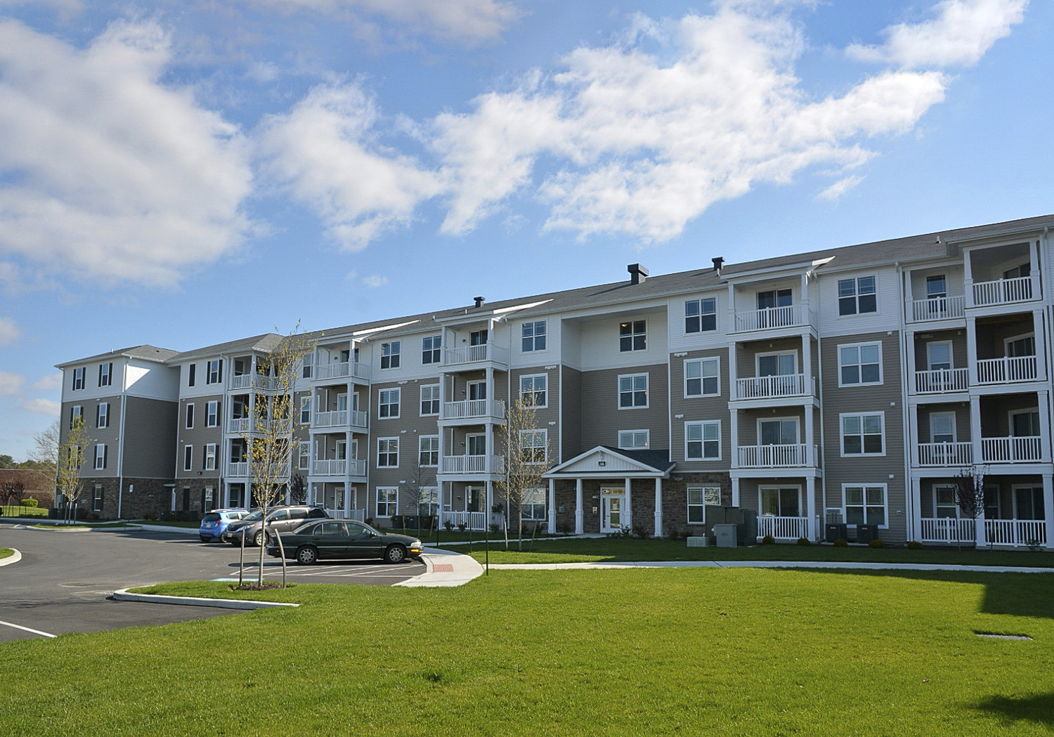 CBG builds Addison Court Apartments, a 300-Unit Apartment Community with Eight Detached Garages in Salisbury, MD - Image #2