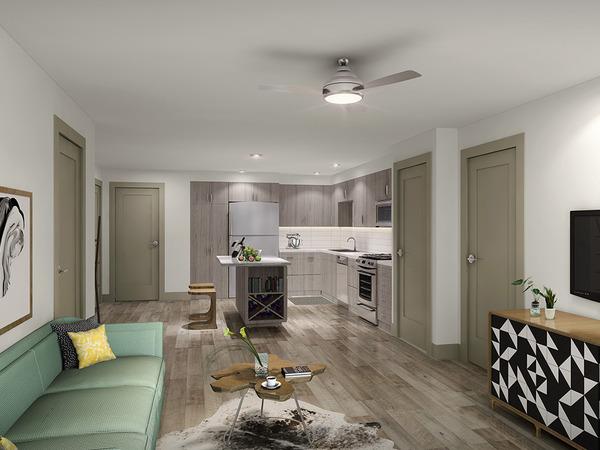 CBG builds Access Culver City, a 115-Unit Podium Apartment Project in Culver City, CA - Image #2