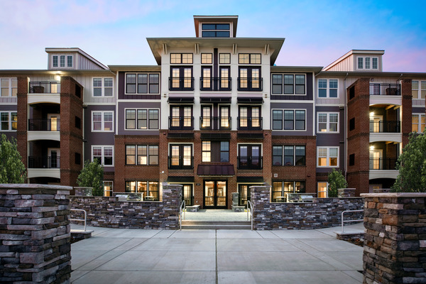 CBG builds J Creekside at Exton, a 291-Unit Luxury Community Across Four Buildings in Exton, PA - Image #10