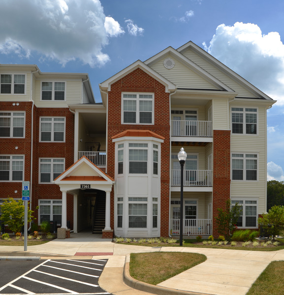 CBG builds Orchard Bridge Apartments, a 368 Walk-Up Apartment Community with Clubhouse in Manassas, VA - Image #4