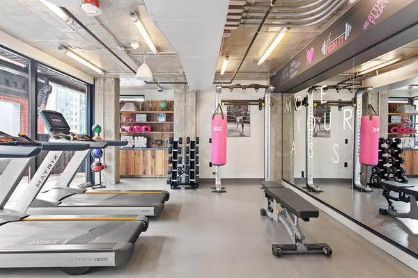 CBG builds Moxy Hotel, a 13-Story LEED® Silver Hotel with Retail in Washington, DC - Image #5