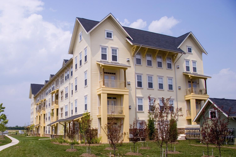 CBG builds Camden Westwind, a 464-Unit Luxury Apartment Community in Ashburn, VA