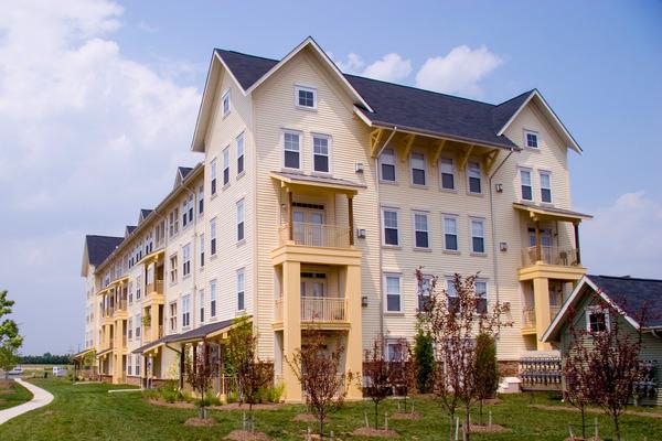 CBG builds Camden Westwind, a 464-Unit Luxury Apartment Community in Ashburn, VA - Image #1
