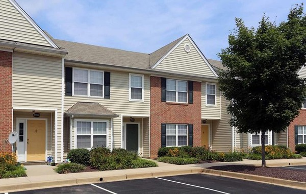 CBG builds Greenview Townhomes, a 168 Market-Rate Townhome Apartments in Great Mills, MD - Image #2