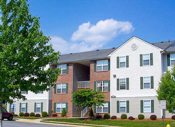 CBG builds England Run North Phase I, a 202 Market-Rate and Affordable Apartments in Fredericksburg, VA - Image #1