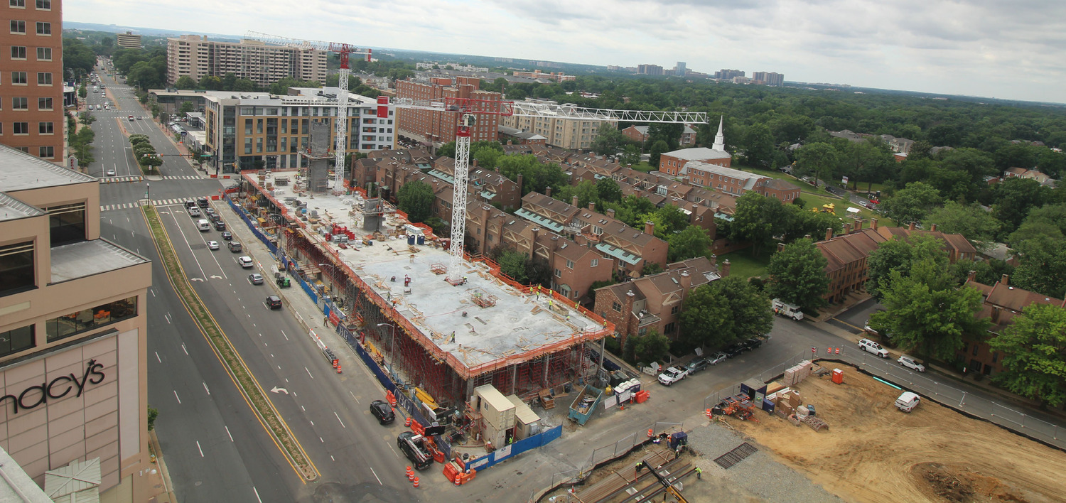 CBG Building Company's Work at 672 Flats Continues to Advance Press Release Image