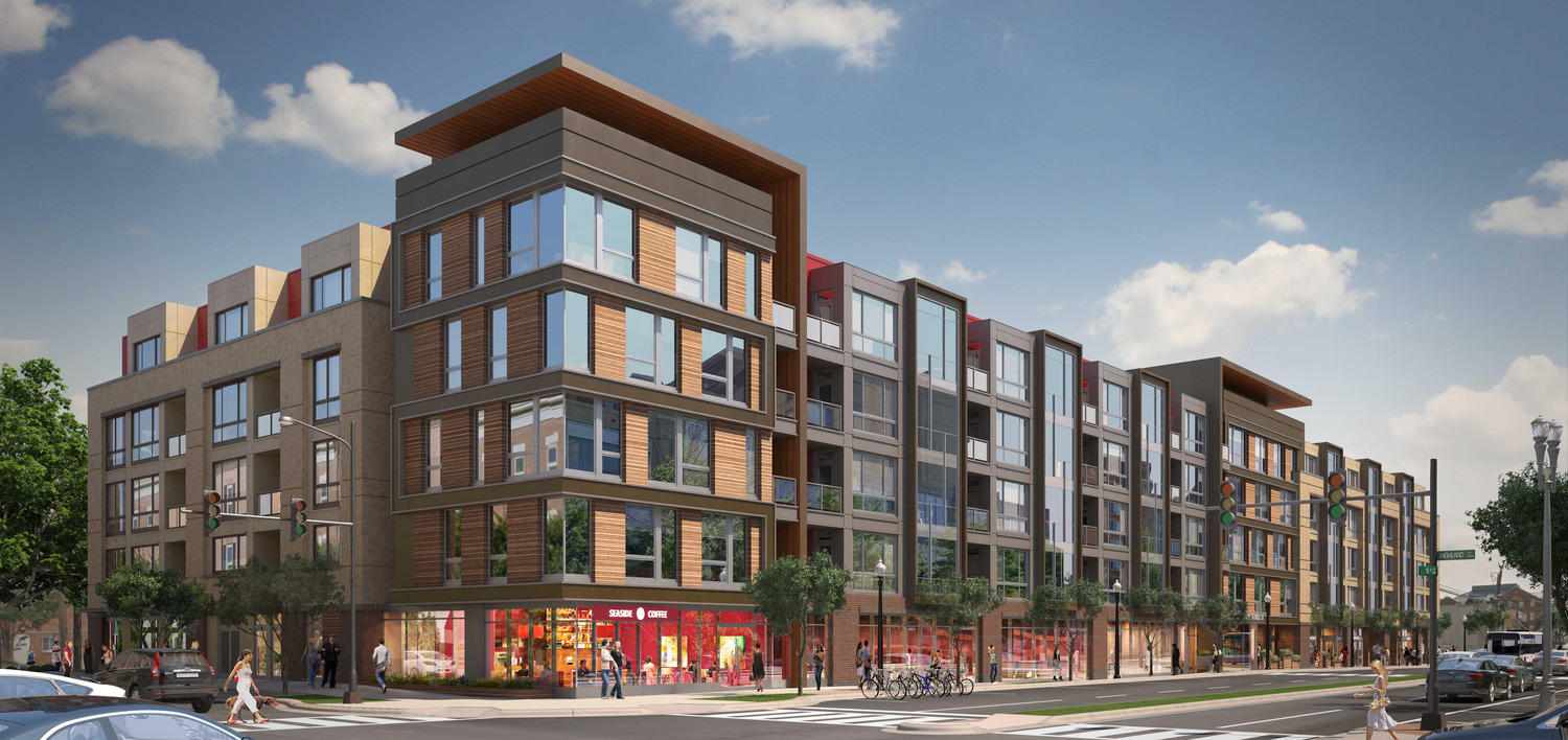 10th Street Flats Receives Unanimous Approval from Arlington County Board Press Release Image