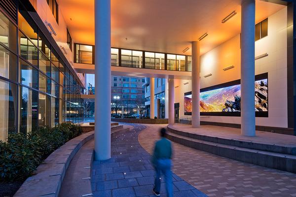 CBG builds Latitude, a 12-Story LEED® Gold Mixed-Use Community with Below-Grade Parking in Arlington, VA - Image #2
