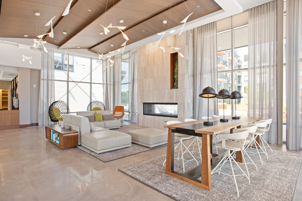 CBG builds The Haven at National Harbor, a LEED®-Certified Condominium Community with Amenities and Below-Grade Parking in National Harbor, MD - Image #8