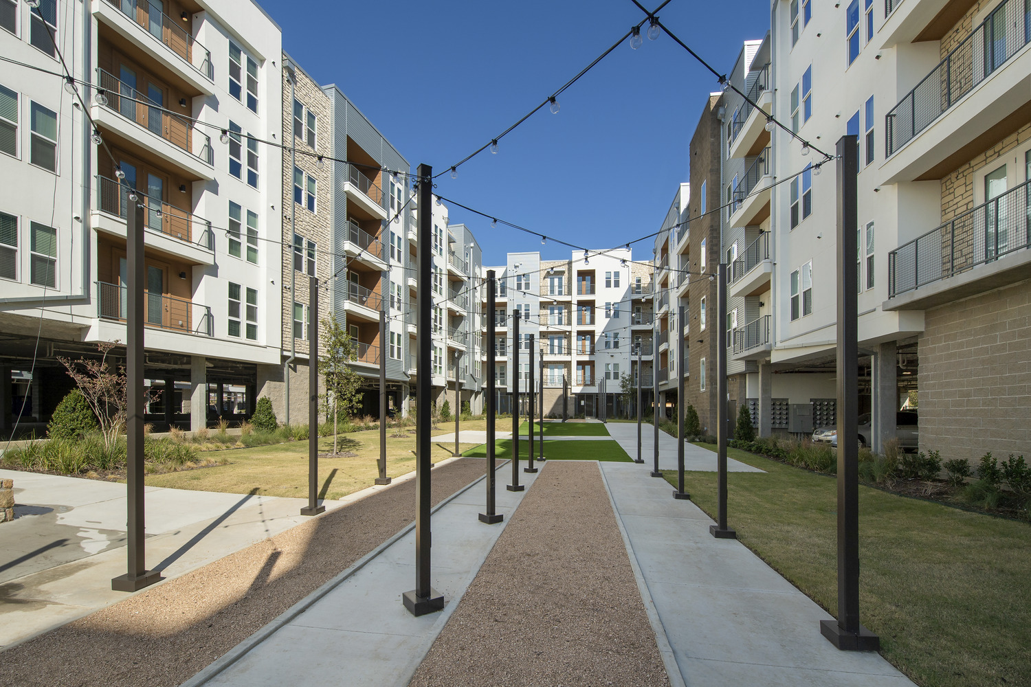 CBG builds The View of Fort Worth, a 300-Unit Apartment Community with Amenities in Fort Worth, TX - Image #5