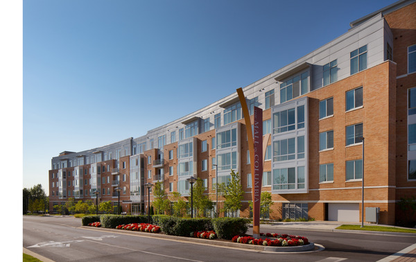 CBG builds The Metropolitan Downtown Columbia, a 380-Unit Mixed-Use Development with Parking Garage in Columbia, MD - Image #10