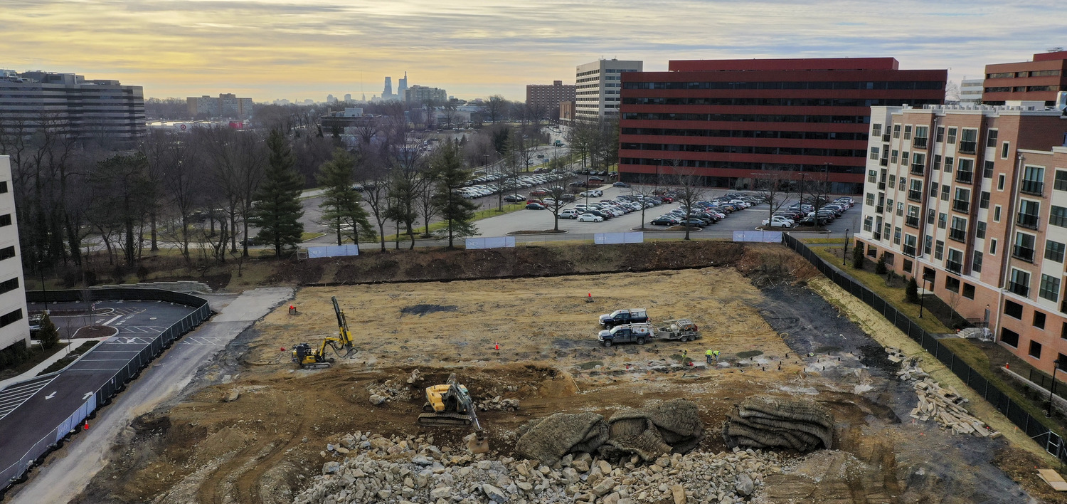 CBG Begins Construction on 130 Monument - Press Release Image
