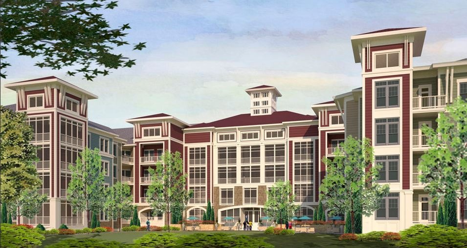 CBG builds Novus Odenton, a 244-Unit Luxury Apartment Community in Odenton, MD - Image #3