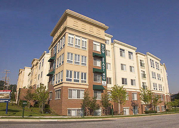 CBG builds Dulaney Crescent, a 264-Unit Apartment Community with Cast-in-Place Parking in Towson, MD - Image #3