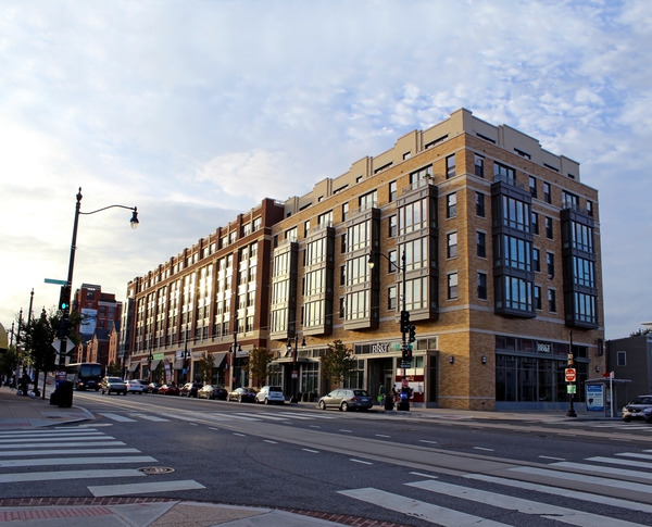 CBG builds 360° H Street, a 215-Unit LEED® Silver Mixed-Use Community with Grocery in Washington, DC - Image #1