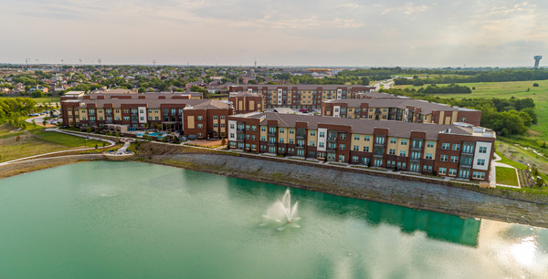 CBG builds Domain at the One Forty, a 10-Building Garden-Style Community with Amenities in Garland, TX - Image #4