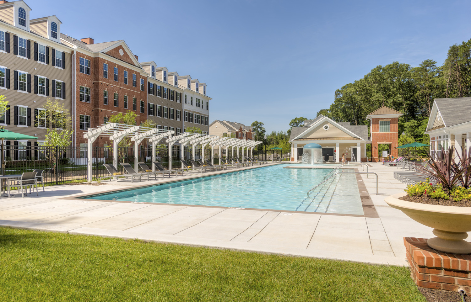 CBG builds Creekstone Village Apartments, a 193-Unit Affordable Garden-Style Apartment Community in Pasadena, MD - Image #2