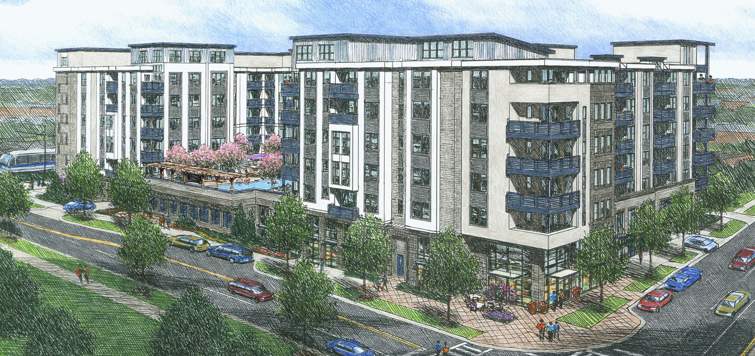 CBG Begins Work on Luxury Apartments in Charlotte Press Release Image