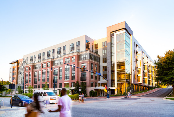 CBG builds The Haven at National Harbor, a LEED®-Certified Condominium Community with Amenities and Below-Grade Parking in National Harbor, MD - Image #7