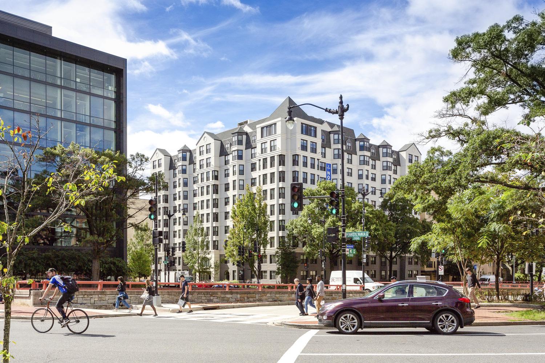 CBG builds Varsity on K, a 12-Story Renovated Student Housing Community with Underground Parking in Washington, DC - Image #5