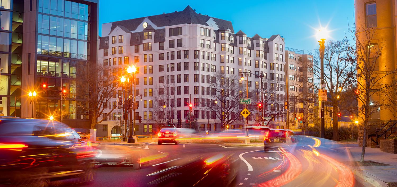 CBG Completes Student Housing Renovation at George Washington University Press Release Image