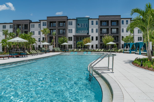 CBG builds The Avli at Crosstown Center, a Multi-Building Luxury Garden-Style Community with Clubhouse in Brandon, FL - Image #2