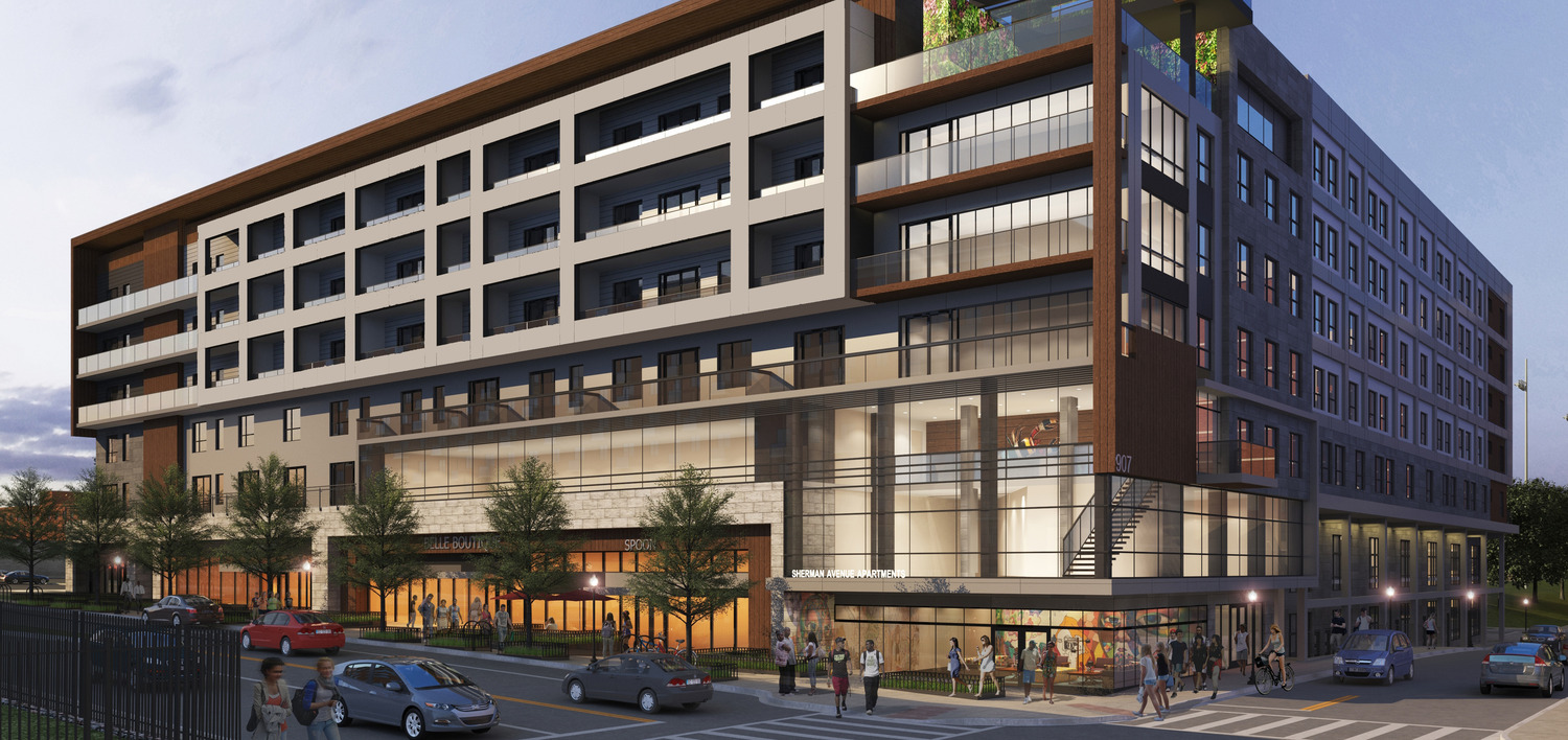 Construction on Mixed-Use Housing Community in D.C. Underway Press Release Image