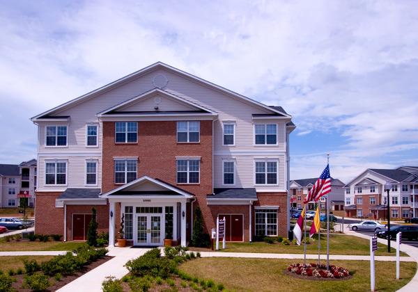 CBG builds Rosemary Ridge Apartments Phase I, a 218 Market-Rate Apartments in Manassas, VA - Image #2