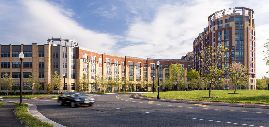 """Post Carlyle Square Block """"O"""" Wins Multifamily Executive Award Press Release Image"""
