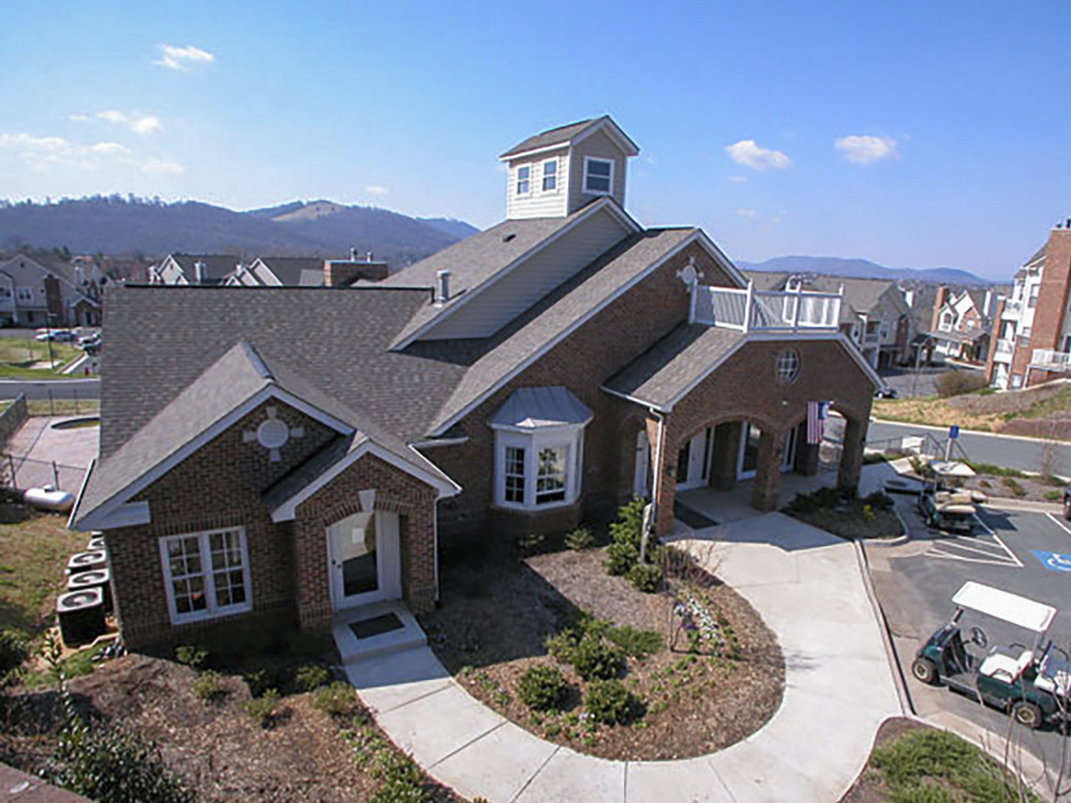 CBG builds Carriage Hill Phase I, a 164 Class A Big House Apartments in Charlottesville, VA - Image #2